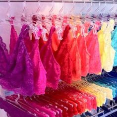 luxury Archives - Page 4 of 81 - The Lingerie Addict: Intimates & Lingerie Magazine Friends Day, World Of Color, Window Displays, Classy And Fabulous, Nightgown, Visual Merchandising, Dressing Room, Loungewear, Rainbow Colors