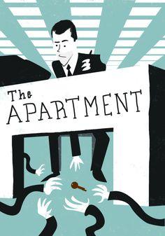 The Apartment (1960) dir.  Billy Wilder
