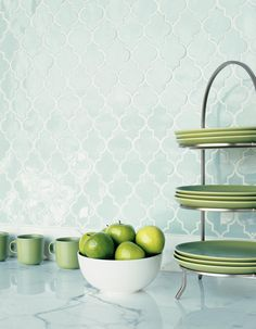 Question of the Week: What Would You Choose for a Backsplash? Tri-Coloured Glass Mosaic?   Blog   HGTV Canada