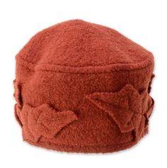 Asian Eye Holly Hat in Rust, $50.99