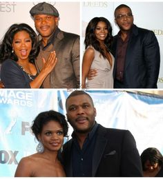 You'll Never Guess Which Hollywood Actresses Tyler Perry Selected To Be His Son's Godmothers