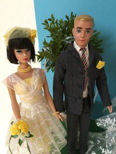Barbie and Ken Wedding Day