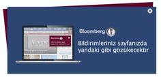Bloomberg HT Bildirim Servisi