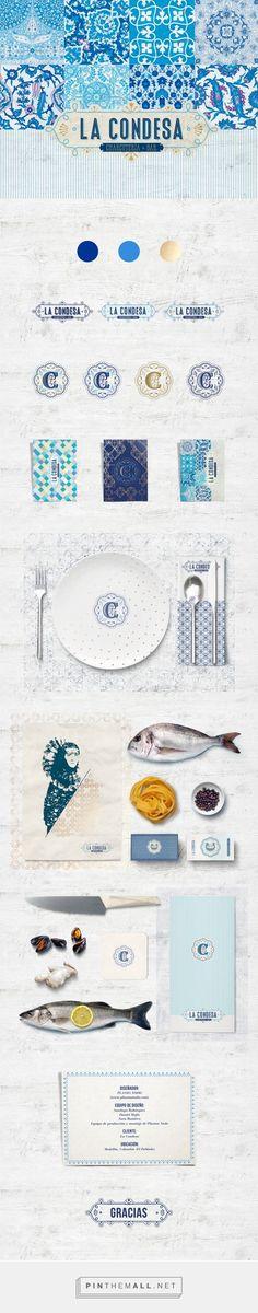 La Condesa Restaurant Branding by Plasma Nodo | Fivestar Branding Agency – Design and Branding Agency & Curated Inspiration Gallery