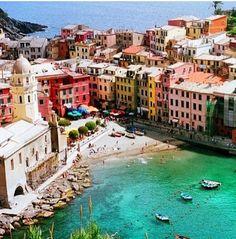Paradise #Riomaggiore  #CinqueTerre  #Italy  #Ocean