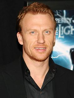 Kevin McKidd (dr hunt) -- I think my jaxen's hair may turn out like this..I'm okay w that