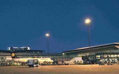 Kastrup Lufthavn | Glassolutions - Terminal 3 Climaplus Cool-Lite KBN 169 Clear & Emalit IGU Spandrels