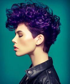 Chromatic - Helen Tether Hair Magazine, Hair Beauty, Cute Hair