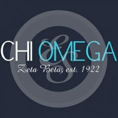 Sorority Style: Chi Omega #custom #Greek #apparel #screenprint #design - Artwork | Explosion Greek Wear