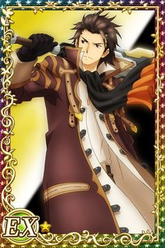 Tales of Card Evolve - Alvin (Tales of Xillia) - Abyssal Chronicles Gallery
