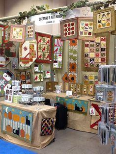 Quilt market spring 2015, Suzanne's Art House