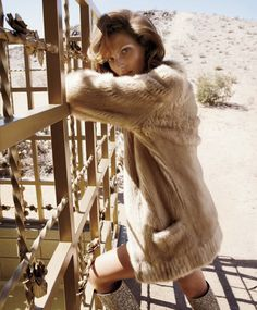 US Harper's Bazaar September 2014   Neutral Territory model: karlina caune (newyorkmodels) photographer: camilla akrans (managementartists) stylist: elissa santisi (totalworld) hair: shin arima (frankreps) make-up: wendy rowe (timhoward)