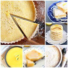 Wicked sweet kitchen: Kevään suosikki: Sitruuna!