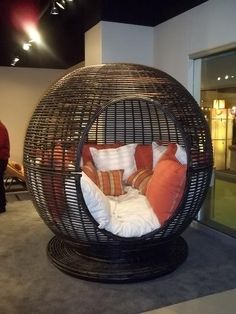 A cocoon!  I want one!