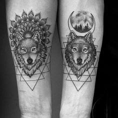 Wolf tattoo..  By Artist: @kristiwallsnyc  ____________ #inkstinctofficial #inkstinctsubmission #tattooersubmission #blacktattoo #tattooer #tattoo #tattooartist #tattoos #tattooed #tattoomagazine #tattooclub #tattooing #tattooartwork #tatuaje #tattooaddicts #tattoolove #tattooworkers #topclasstattooing #tattooaddicts #tattooart #superbtattoos #tattooist #tattoosnob #drawing  #tatuaggio#tattoooftheday