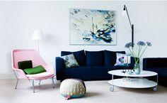 Decoração e moda azul - 200 imagens para inspirar