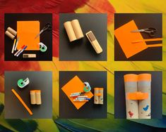 Staple two toiltet paper rolls together. Use paper, markers, string, tape and anything else you want to decorate. Take your binoculars and enjoy the great Backyard bird hunt! Great Backyard Bird Count, Backyard Birds, Binoculars, Markers, Tape, Coasters, Rolls, Crafts, Decor