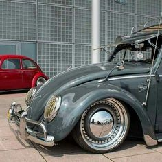 Classic Car News Pics And Videos From Around The World Volkswagon Van, Vw Volkswagen, Vw Bus, Vw Camper, Kombi Clipper, Old Bug, Hot Vw, Rat Look, Vw Classic