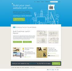 We offer FREE websites through Virb.com. You're welcome.