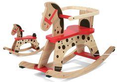 Janod - Caramel Rocking Horse