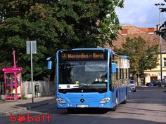 Bus Mercedes-Benz Citaro. Budapest, VT-Arriva.