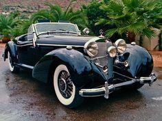 1936 Mercedes-Benz