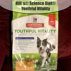 http://thestuffofsuccess.com/2017/04/10/hills-science-diet-youthful-vitality/ Hill's Science Diet Youthful Vitality #AwesomeAsEver #ad @HillsPet