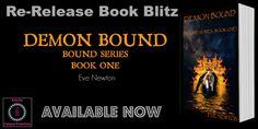 Radical Reads Book  Blog: Re-Release Book Blitz Demon Bound (Bound Series, B...