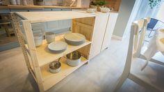 Tânia Martins | Sala de Jantar | Dining Room | Dining Storage | Plates | White | Sideboard