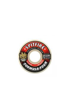 The F4 101D Classic 54mm Wheels from Spitfire Wheels.