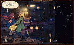 Socks goblin webtoon
