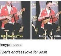 Josh and Tyler