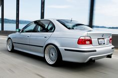 E39 M5.  Makes me miss driving a car with soul.  I want.