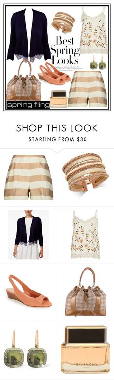 """Untitled #79"" by maryg0304 on Polyvore featuring H&M, TIBI, INC International Concepts, Tommy Hilfiger, River Island, French Sole FS/NY, MCM, Pomellato and Givenchy"