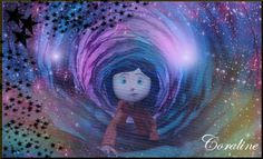 Coraline. Awesome film.