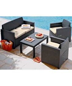 3c3af590023 Merano Rattan Effect 4 Seater Patio Set. Get marvelous discounts up to Off  at Argos with Discount and Voucher Codes.