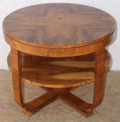 Second Hand, Art Deco, Table, Furniture, Vintage, Home Decor, Decoration Home, Room Decor, Tables