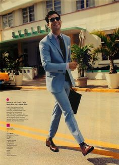 GQ Editorial Business Unusual, February 2014 - Calvin Klein ♥Manhattan Girl♥