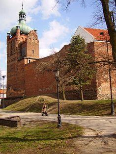 Plock Castle, Poland