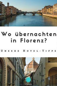 Wir zeigen dir, welcher Stadtteil in Florenz sich am besten zum Übernachten eignet und geben dir Hoteltipps für jeden Geldbeutel.