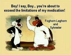 Looney tunes- LOL I've sent this one to a few people I know. Just a hint with some humor to get the point across. Looney Tunes Characters, Classic Cartoon Characters, Looney Tunes Cartoons, Old Cartoons, Classic Cartoons, Funny Cartoons, Classic Comics, Silly Jokes, Sarcastic Humor