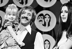 The Sonny and Cher Show, when Chaz was a girl.   I remember watching them on TV!