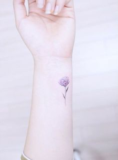 Pretty Little Thing - Dainty Wrist Tattoos for Women - Photos