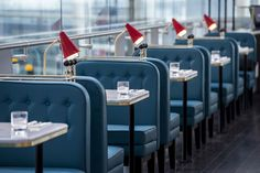 The Perfectionist's Café design by Afroditi Krassa, Heathrow T2 – UK
