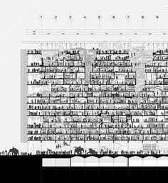 HIGH DENSITY!!!!!! UGO architecture and design: let's talk about garbage