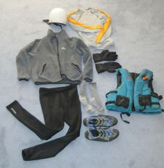 Dressing for Cold Weather Paddling