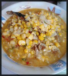 Sup ikan jagung