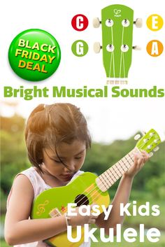 Black Friday DEAL Alert! Thiswooden ukulele is going on sale. Check back on Amazon the week of Black Friday! Kids love musical instruments and this one can actually be played! #musicgifts #blackfriday #deals #giftideaforboys Travel Toys For Toddlers, Wooden Toys For Toddlers, Toddler Travel, Toddler Toys, Hape Toys, Luau Party Decorations, Luau Party Supplies, Road Trip Activities, Push Toys