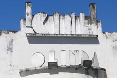 The Cinema Olinda was a staple in the Art Deco period.  Even though it's no longer in use, it is something you should check out in #Recife #Brazil.
