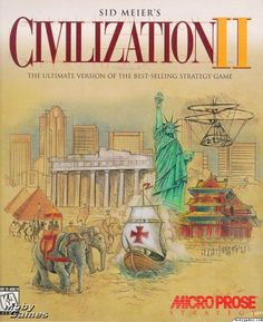 Sid Meier's Civilization II is a turn-based strategy video game designed by Brian Reynolds, Douglas Caspian-Kaufman and Jeff Briggs. Although it is a sequel to Sid Meier's Civilization, neither Sid Meier nor Bruce Shelley was involved in its development. The game's working title was Civilization 2000. Civilization II was first released in 1996 for the PC by Microprose